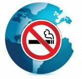 world and no smoking