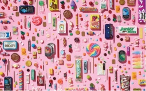 candy sigarettes