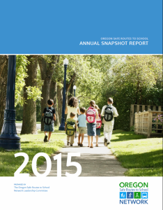 Safe routes to school report
